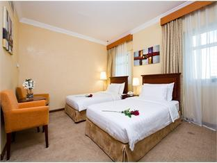 Auris Lodge Dubai - Classic Twin Room