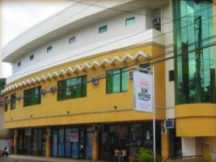 Sun Avenue Tourist Inn And Cafe Tagbilaran City - Exteriér hotelu