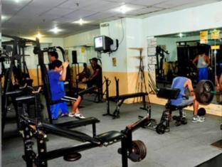 Check Inn Pension Arcade Bacolod (Negros Occidental) - Fitness Room