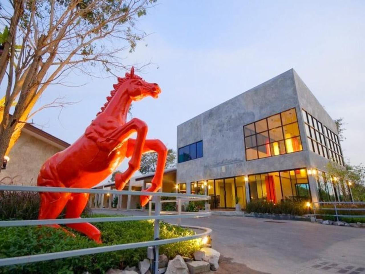 เรดฮอส รีสอร์ท (Red Horse Resort)