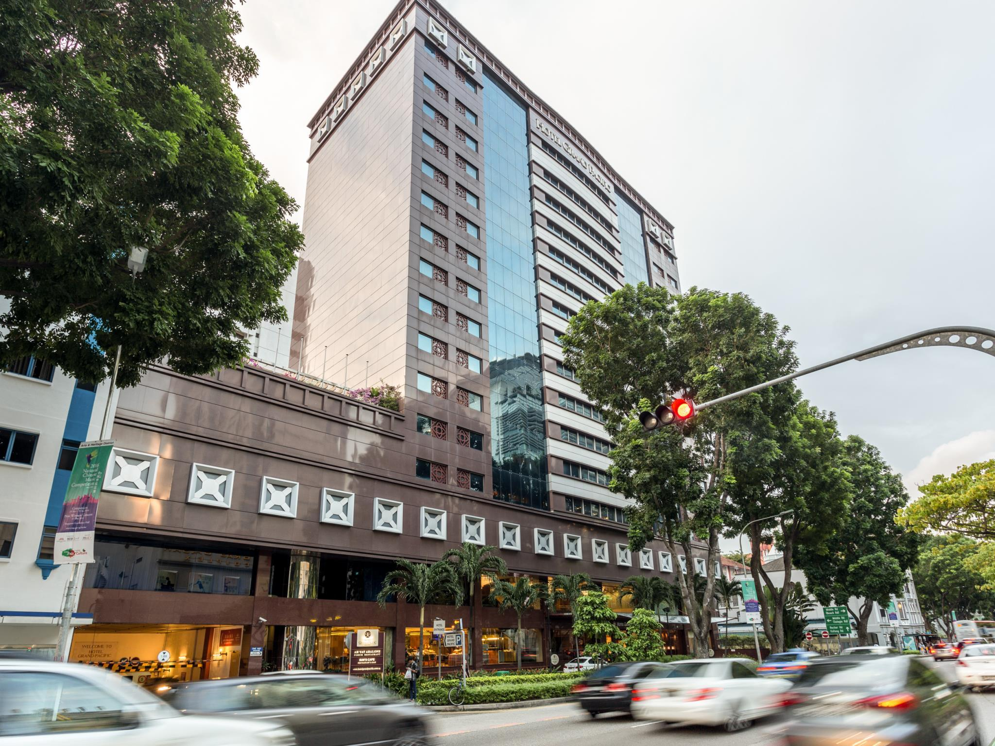 Hotel Grand Pacific Bugis Singapore Singapore Great