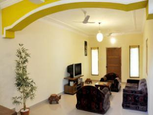 A's Holiday Beach Resort - Boutique Villas and Apartments South Goa - Villa - Living Room