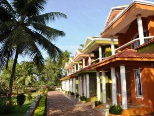 A's Holiday Beach Resort - Boutique Villas and Apartments South Goa - Hotel Exterior