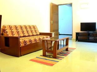A's Holiday Beach Resort - Boutique Villas and Apartments South Goa - Apartment - Lounge