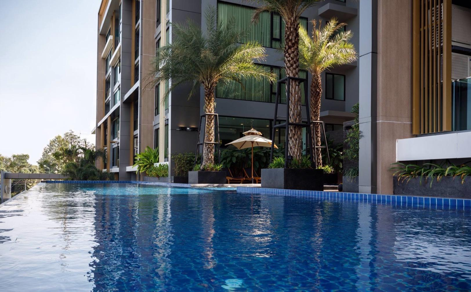 ,The Star Hill Condo by Thanakrit