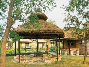 Maruni Sanctuary Lodge Chitwan National Park - Interior do Hotel