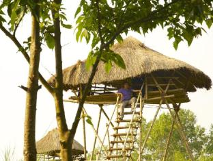 Maruni Sanctuary Lodge Chitwan National Park - Machan at Lodge