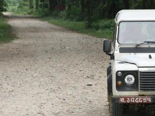Maruni Sanctuary Lodge Chitwan National Park - Jeep Safari