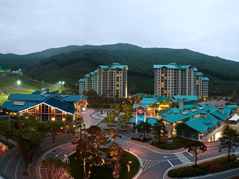 South Korea-LG 곤지암 리조트 (LG Konjiam Resort)