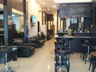 Wisma Sederhana Budget Hotel Medan - Koffiehuis/Café