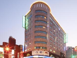 カンブリッジ 台南 ホテル