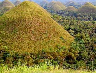 Charts Resort & Art Cafe Panglao Island - Surroundings - Chocolate Hills