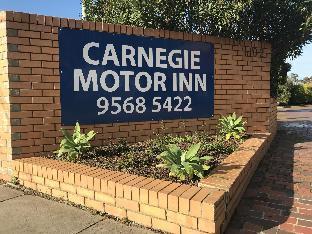Hotell Carnegie Motor Inn  i Melbourne, Australien