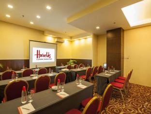 Harolds Hotel Cebu City - Toplantı Salonu