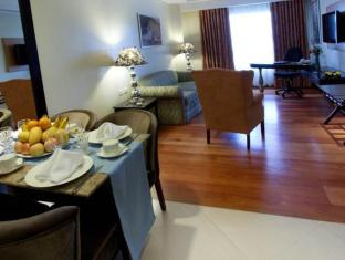 Hotel Elizabeth Cebu Cebu City - Hotellet indefra