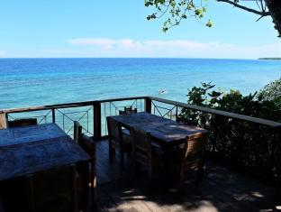 Bohol Bee Farm Hotel Panglao Island - View from the Restaurant