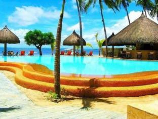 Linaw Beach Resort and Restaurant Bohol - Zwembad