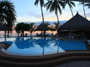 Linaw Beach Resort and Restaurant Panglao Island - Hotel Aussenansicht