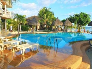 Linaw Beach Resort and Restaurant Panglao Ø - Swimmingpool