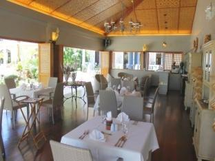 Linaw Beach Resort and Restaurant Bohol - Restoran