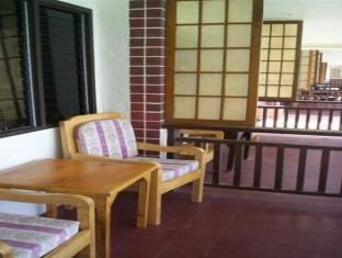 Savedra Beach Bungalows Cebu - Balkon/Teras