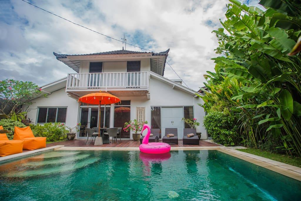 BaliJoanyvillas-villa Demen 3bedrooms private pool