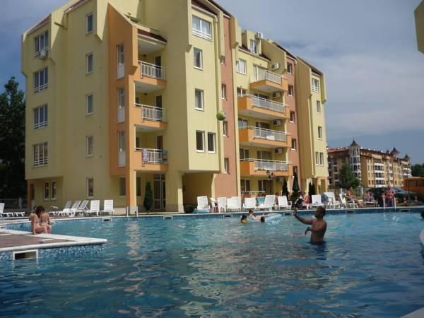 Sea Dreams Complex Nessebar Bulgaria