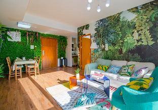 2 Bedroom Apartment near Wangjing SOHO&798 Art Zone-Green House
