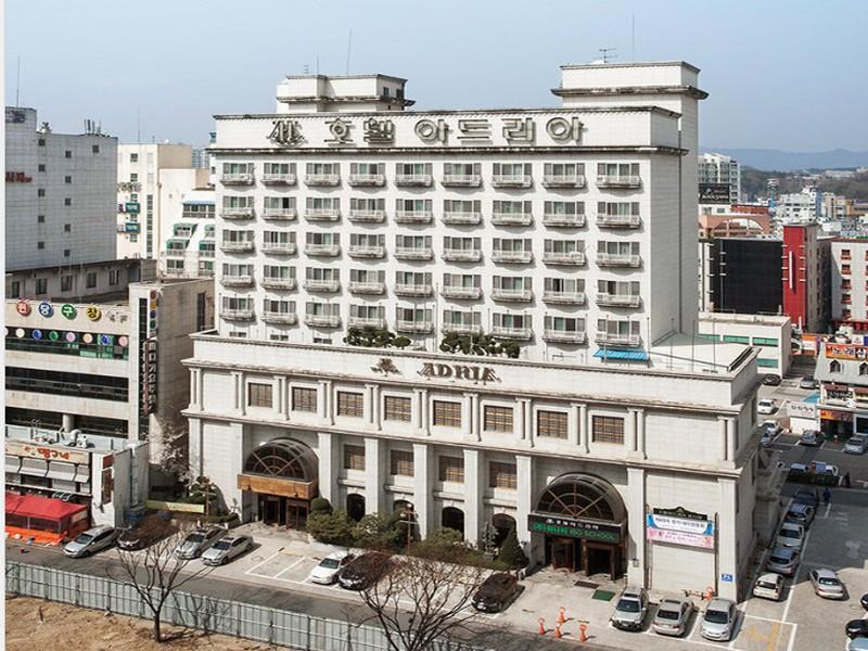 South Korea-호텔 아드리아 (Hotel Adria)