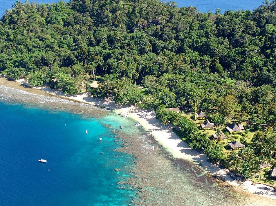 Qamea Resort & Spa Taveuni