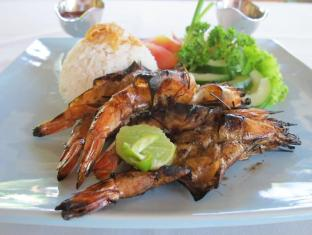 Sukun Bali Cottages Bali - Food - Grilled Prawn