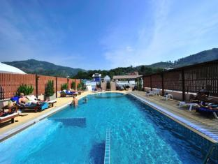 Andaman Phuket Hotel by Sunny Group Phuket - Swimming Pool