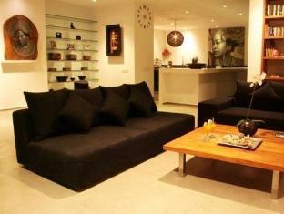 Villa Thila Bali - Living Room