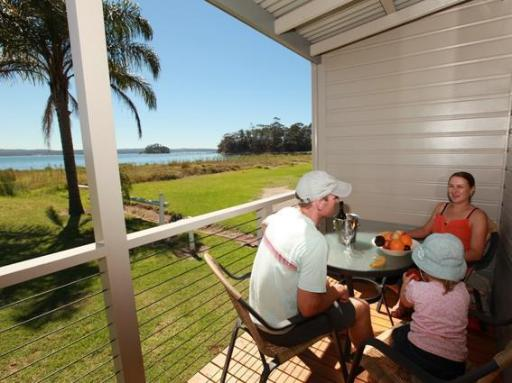 Clyde View Holiday Park hotel accepts paypal in Batemans Bay