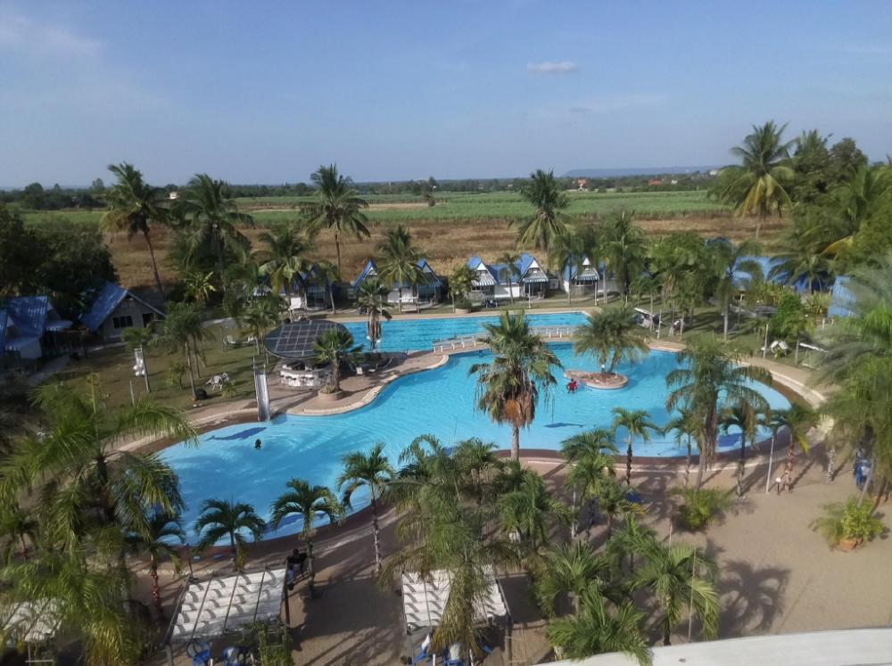 Castle Howchow Beach Resort Hotel