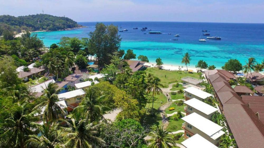 Z-Touch Lipe Island Resort