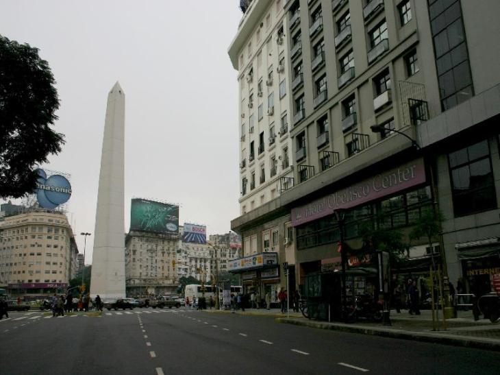 Obelisco Center Suites Hotel photo 1