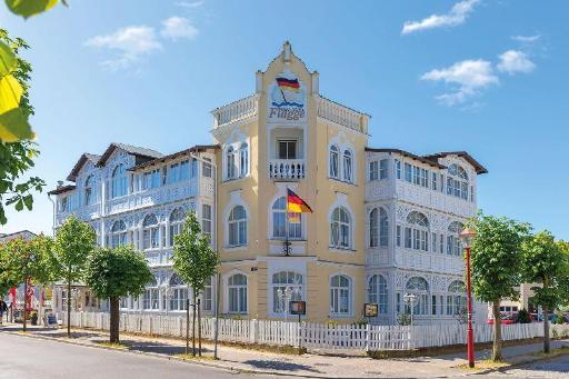 Hotel in ➦ Ostseebad Binz ➦ accepts PayPal