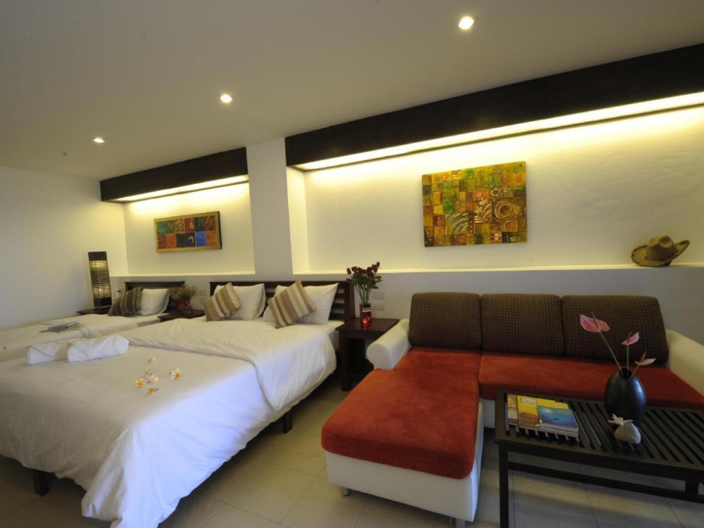 Baantalay Thungwualaen Hotel