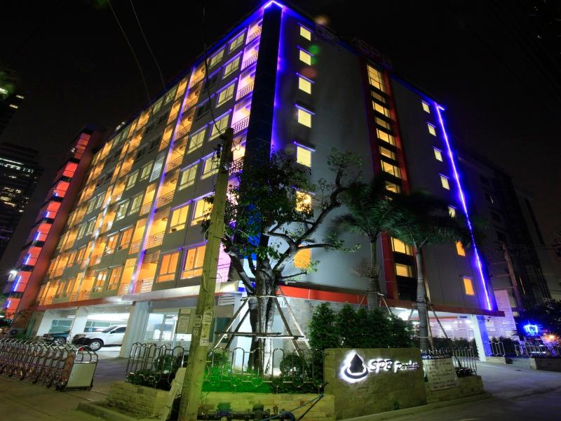 SPB パラダイス ホテル9