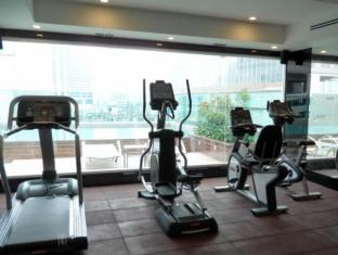 Amora NeoLuxe Suites Bangkok - Fitness Room
