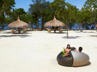 Bluewater Panglao Beach Resort ボホール - ビーチ