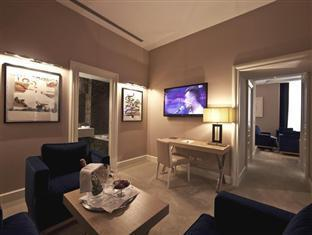 The First Luxury Art Hotel Roma - Member of Preferred Boutique Hotels Rome - The First Suite