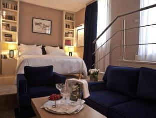 The First Luxury Art Hotel Roma - Member of Preferred Boutique Hotels Rome - Guest Room