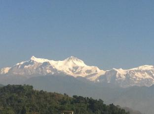 Hotel Trekkers Inn Pokhara - View from window