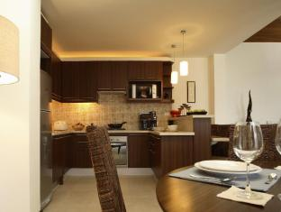 IndoChine Resort & Villas Phuket - Pool Villas 2-3 Bedroom - Kitchen and Dining Area