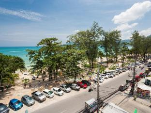 Patong Beach Bed and Breakfast Phuket - Hotel Aussenansicht