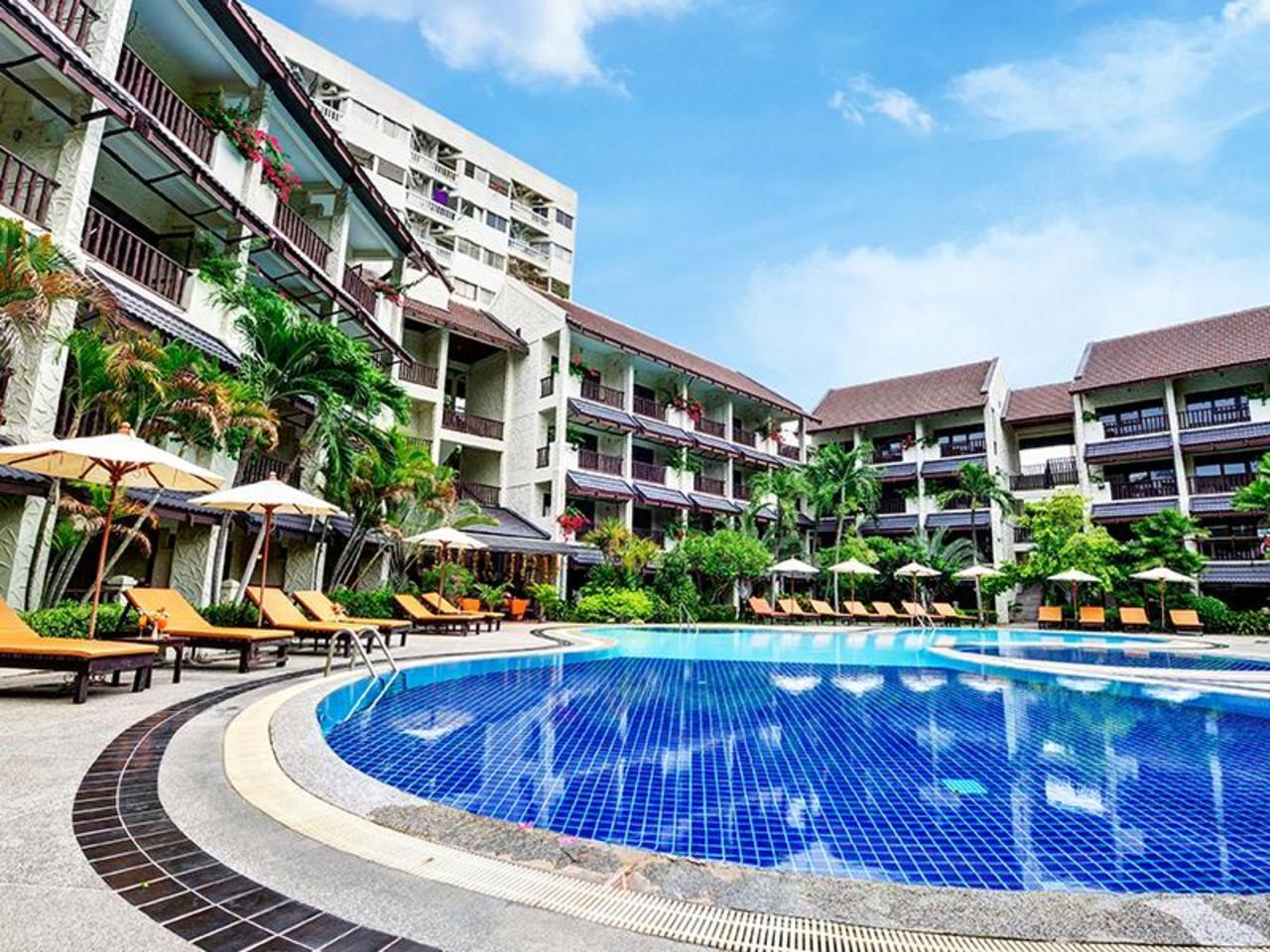 สเปลนดิด รีสอร์ท แอด จอมเทียน (Splendid Resort @ Jomtien)