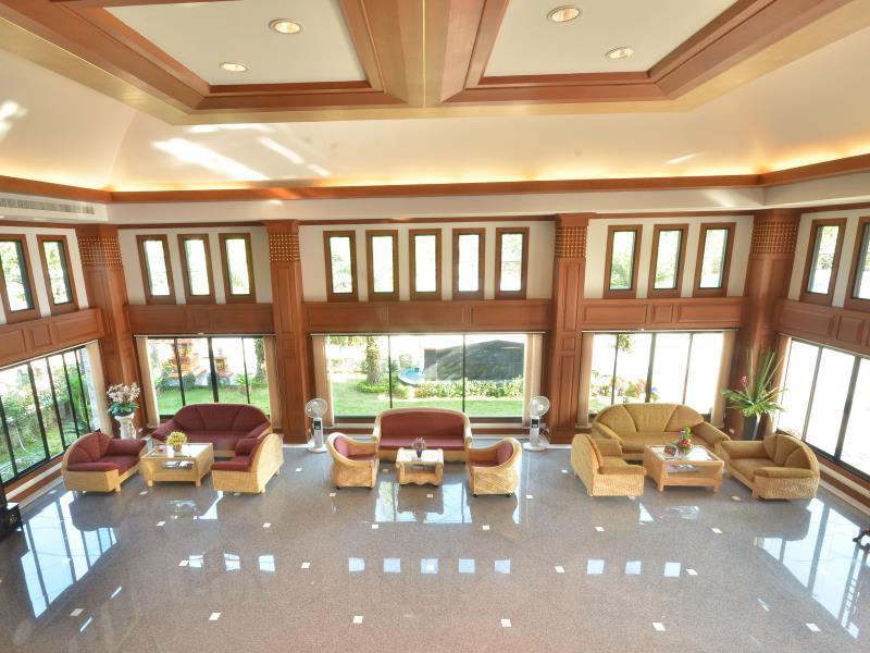 チェンライ グランド ルーム ホテル10