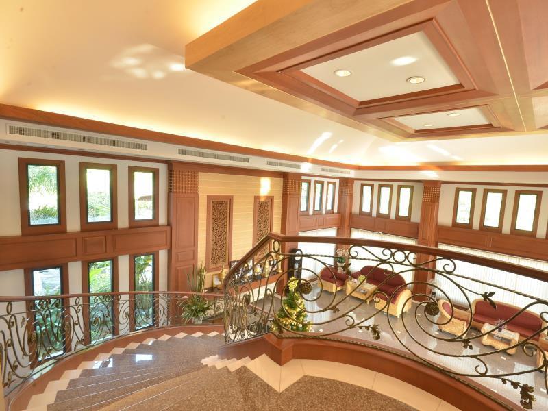 チェンライ グランド ルーム ホテル11